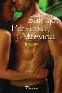 SALVAJE PERVERSA Y ATREVIDA: portada