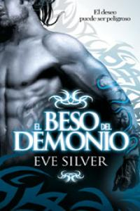 El beso del demonio: portada