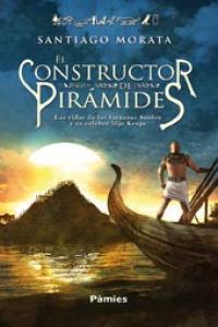 El constructor de pirámides: portada