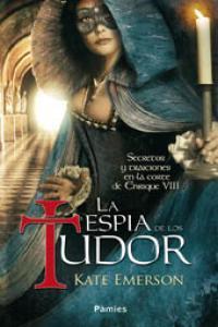 La espía de los Tudor: portada