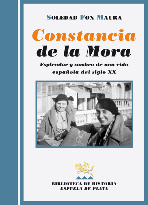 CONSTANCIA DE LA MORA: portada
