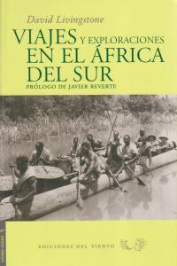 VIAJES Y EXPLORACIONES EN EL AFRICA DEL SUR: portada