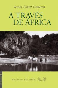 A TRAVES DE AFRICA: portada