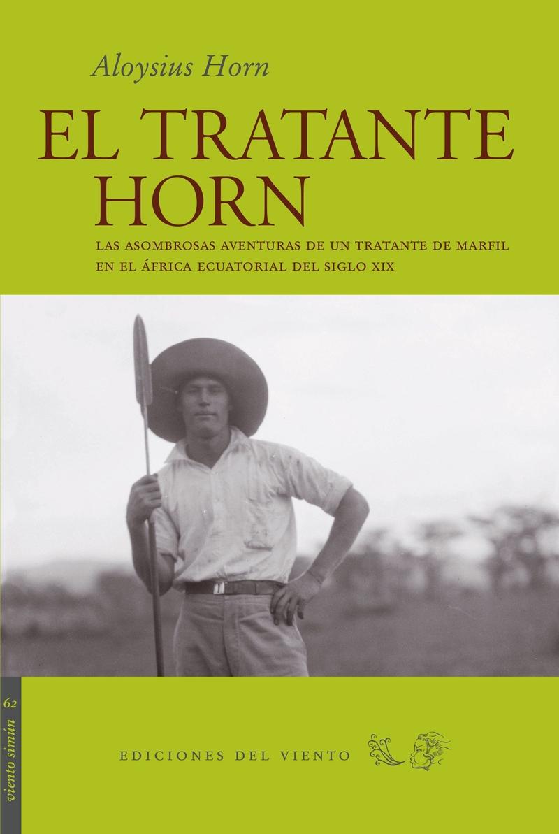TRATANTE HORN,EL: portada