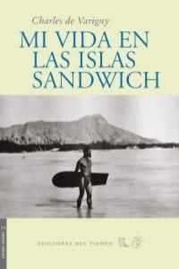 MI VIDA EN LAS ISLAS SANDWICH: portada