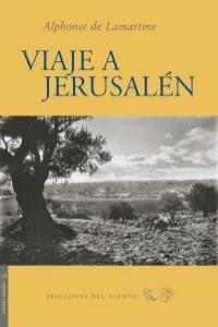 VIAJE A JERUSALEN: portada