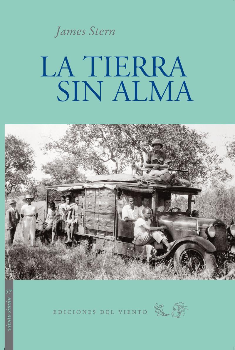 TIERRA SIN ALMA,LA: portada