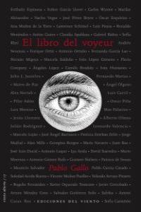 LIBRO DEL VOYEUR,EL: portada