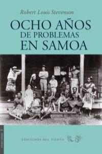 OCHO AÑOS DE PROBLEMAS EN SAMOA: portada