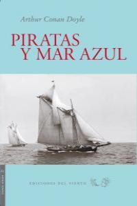 Piratas y mar azul: portada
