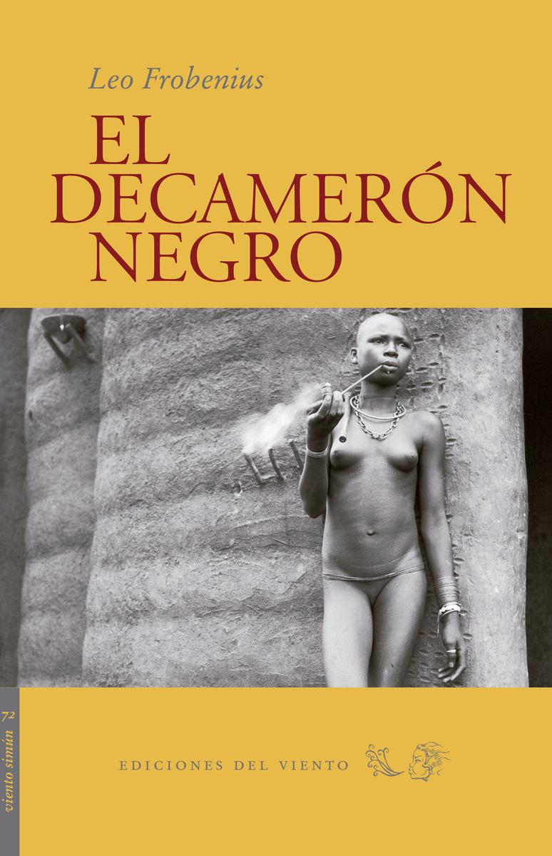El Decamerón Negro: portada