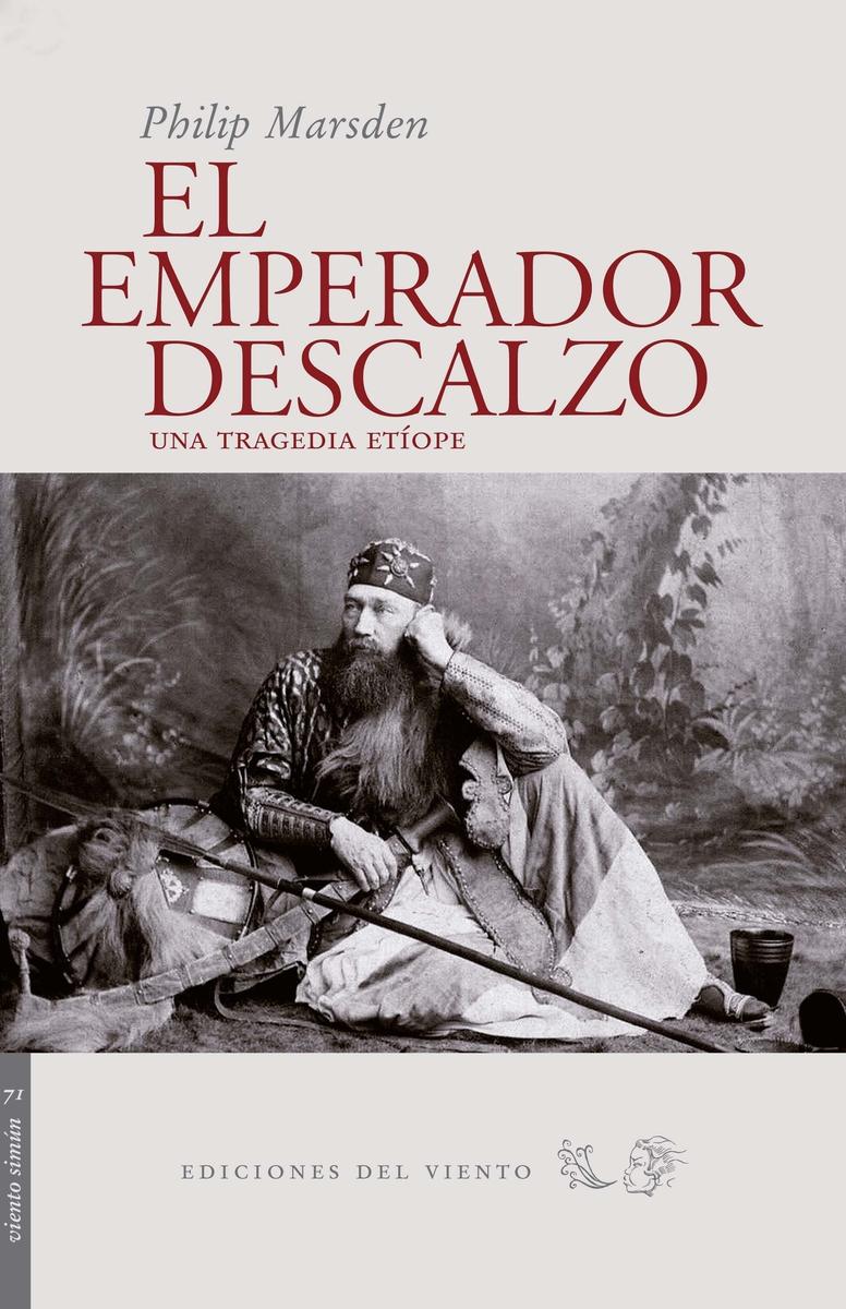 El Emperador Descalzo: portada