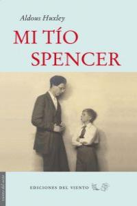 Mi tío Spencer: portada