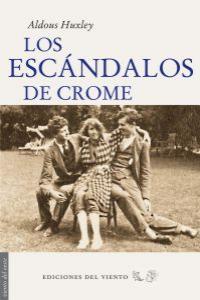 Los escándalos de Crome: portada
