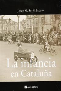 INFANCIA EN CATALU�A,LA: portada