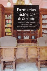 FARMACIAS HISTORICAS DE CATALUñA: portada