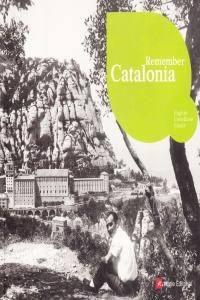 REMEMBER CATALONIA ING - CAST - CAT: portada