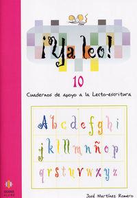 YA LEO 10: portada