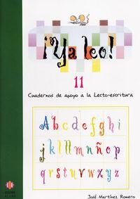 YA LEO 11: portada