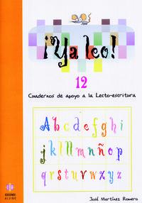 YA LEO 12: portada