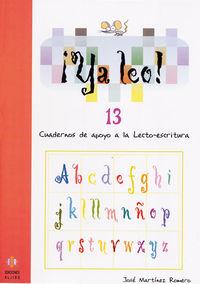 YA LEO 13: portada