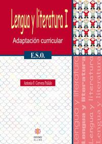 LENGUA Y LITERATURA I: portada