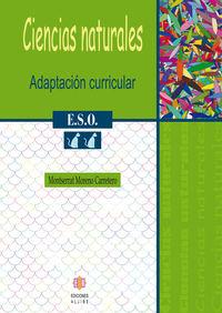 CIENCIAS NATURALES 2º ESO: portada