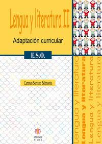 LENGUA Y LITERATURA II: portada