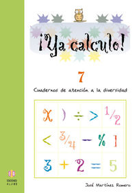 YA CALCULO 7: portada