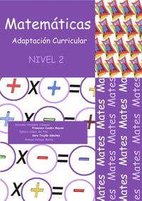 MATEMATICAS NIVEL 2: portada