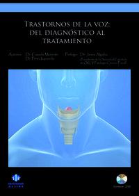 TRASTORNOS DE LA VOZ: portada