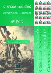 CIENCIAS SOCIALES 4� ESO: portada