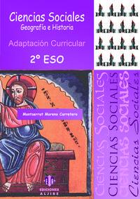 CIENCIAS SOCIALES 2º ESO: portada