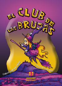 CLUB DE LAS BRUJAS, EL: portada