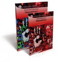 MANUAL PARA EL ALUMNADO MATEMATICAS I: portada