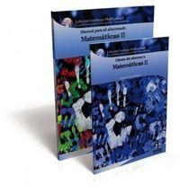 MANUAL PARA EL ALUMNADO MATEMATICAS II: portada