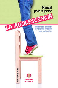 MANUAL PARA SUPERAR LA ADOLESCENCIA: portada