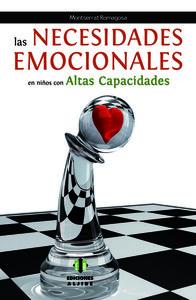 NECESIDADES EMOCIONALES  EN NIÑOS CON ALTAS CAPACIDADES,LAS: portada