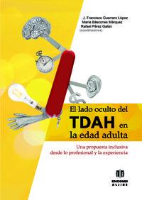 LADO OCULTO DEL TDAH,EL: portada
