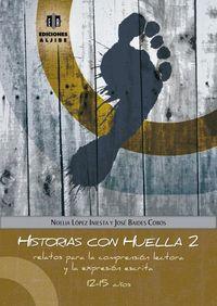 HISTORIAS CON HUELLA 2: portada