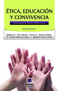 ETICA EDUCACION Y CONVIVENCIA: portada