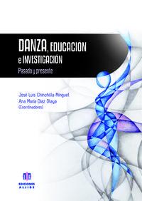 DANZA, EDUCACIÓN E INVESTIGACIÓN: portada