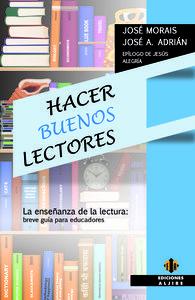 HACER BUENOS LECTORES: portada