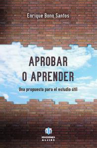 APROBAR O APRENDER: portada