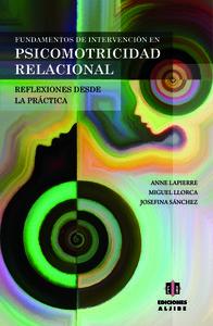 FUNDAMENTOS DE INTERVENCIÓN EN PSICOMOTRICIDAD RELACIONAL: portada