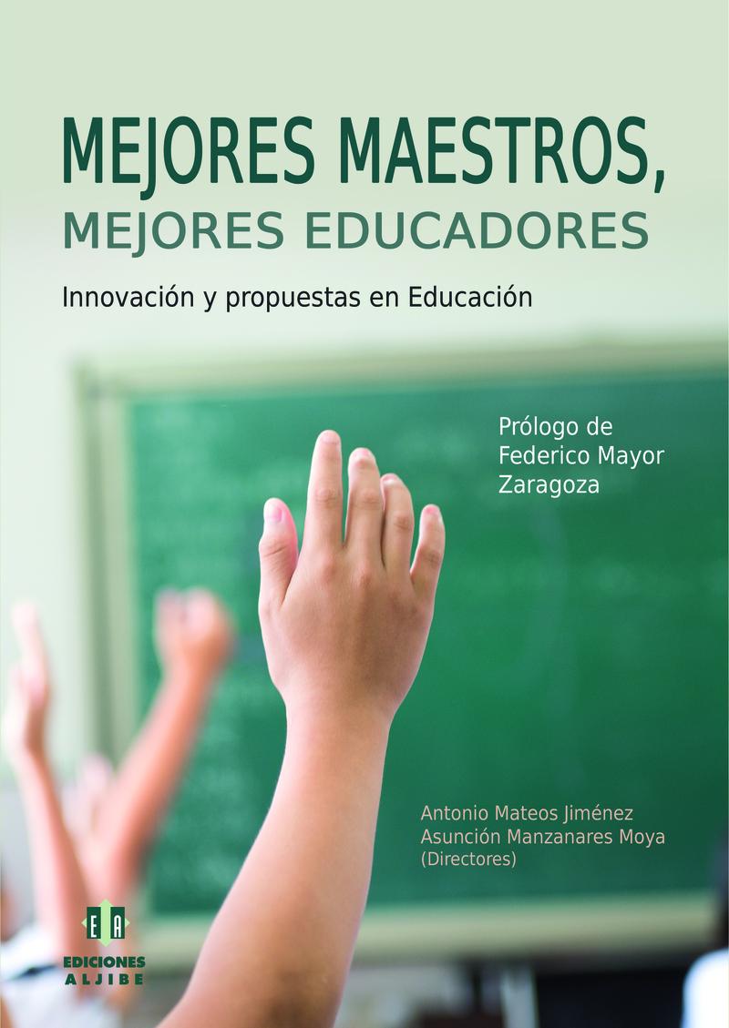 MEJORES MAESTROS MEJORES EDUCADORES: portada
