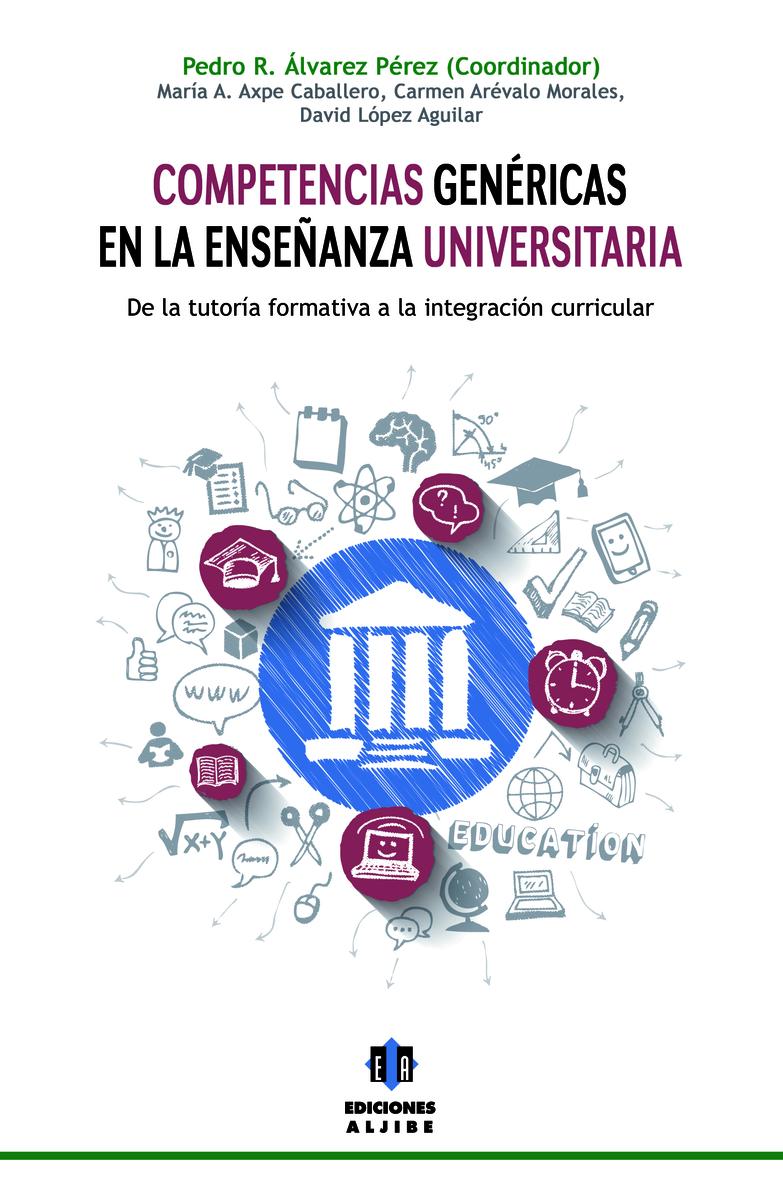 COMPETENCIAS GENÉRICAS EN LA ENSEÑANZA UNIVERSITARIA: portada