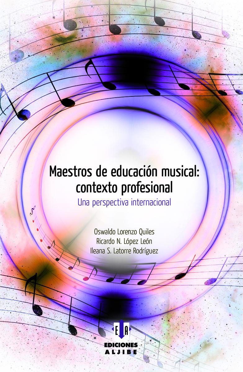 MAESTROS DE EDUCACI�N MUSICAL: CONTEXTO PROFESIONAL: portada