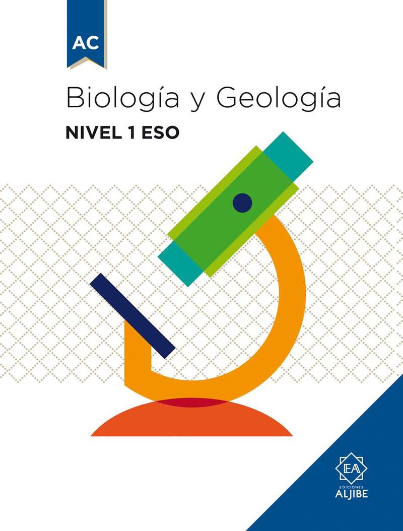 Biología y Geología. Nivel 1 ESO: portada
