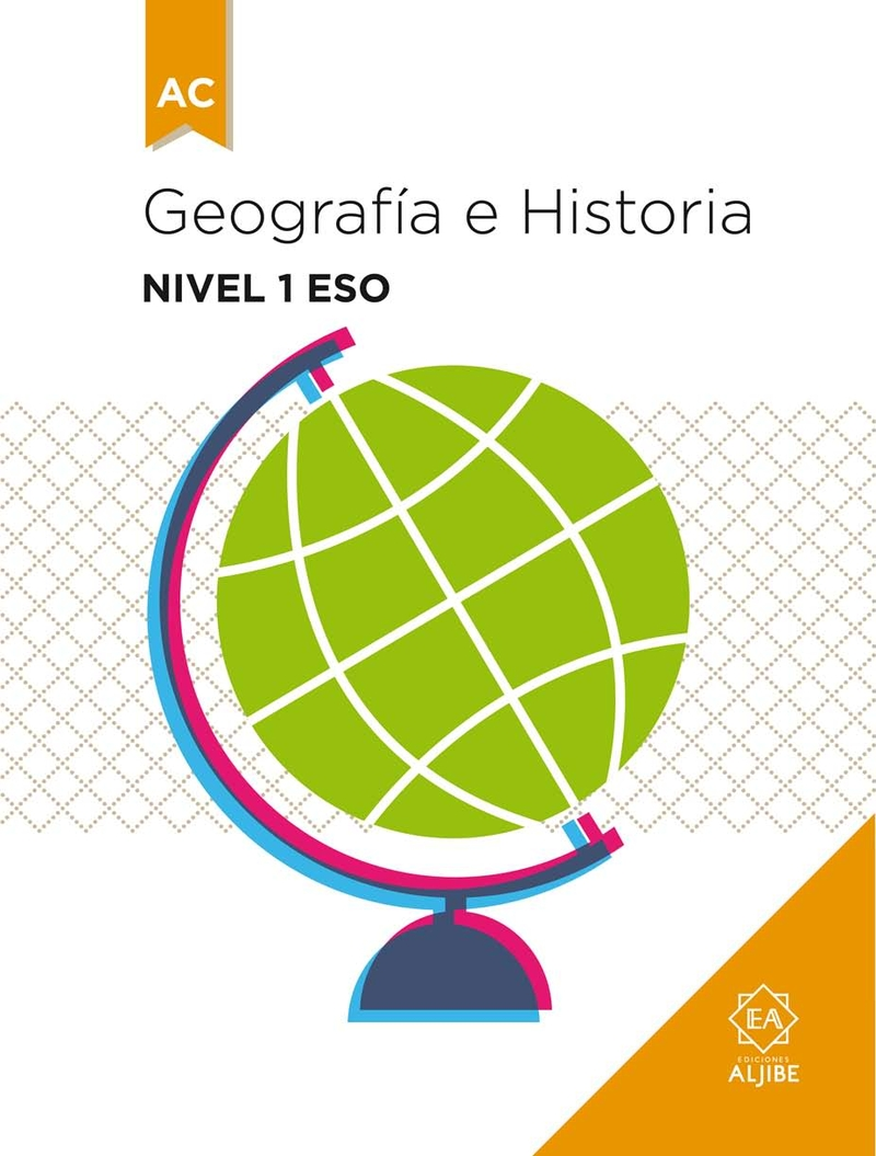 Geografía e Historia. Nivel 1 ESO: portada